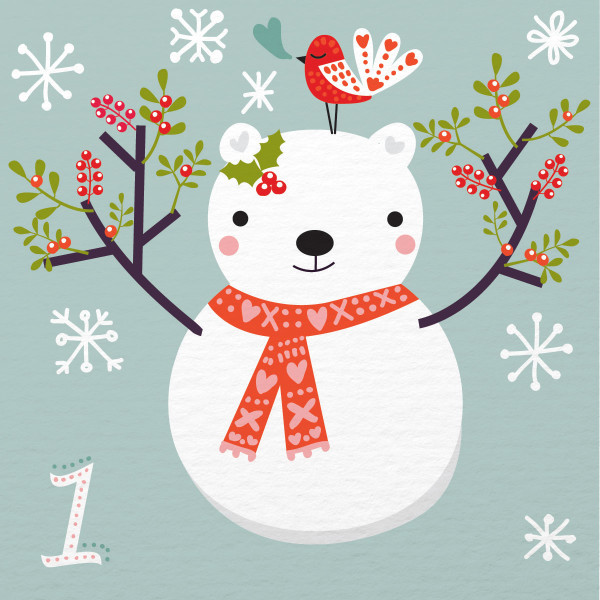 » Illustrated advent calendar: Day 3