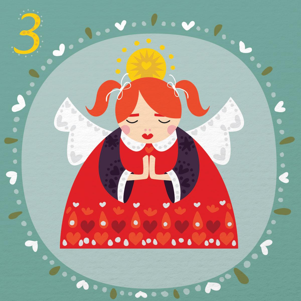 Illustrated advent calendar: Day 3