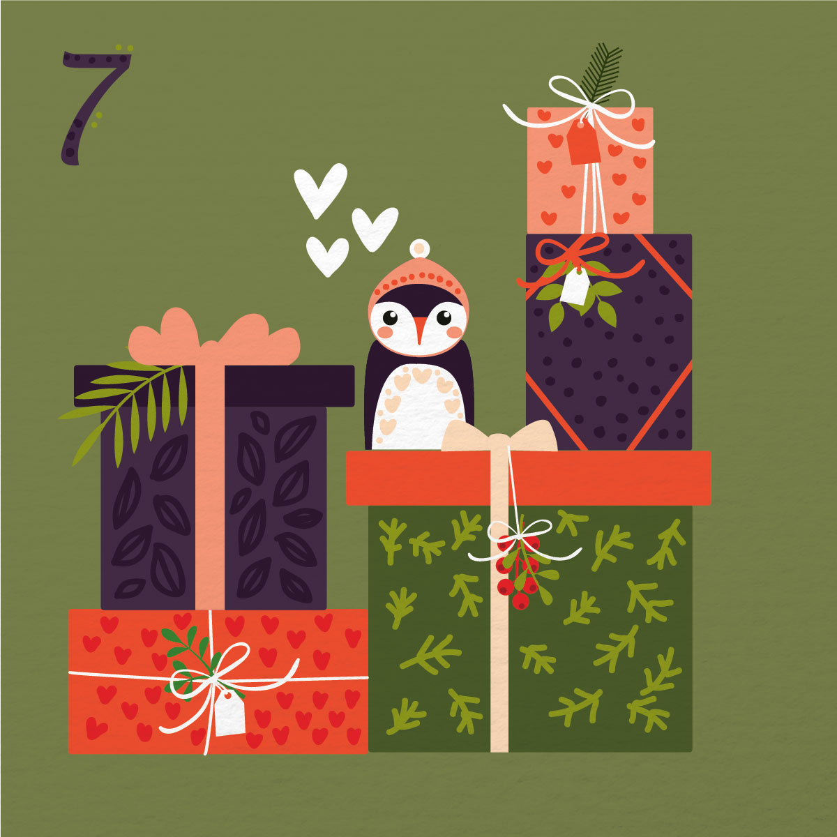 » Illustrated Advent Calendar: Day 7