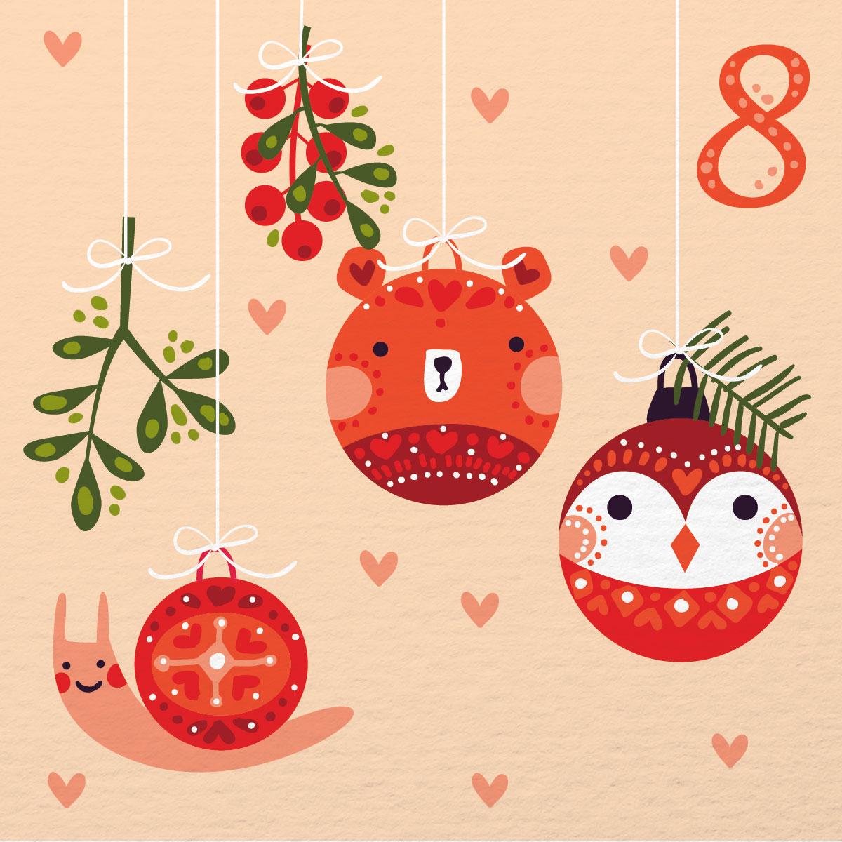 » Illustrated Advent Calendar: Day 8