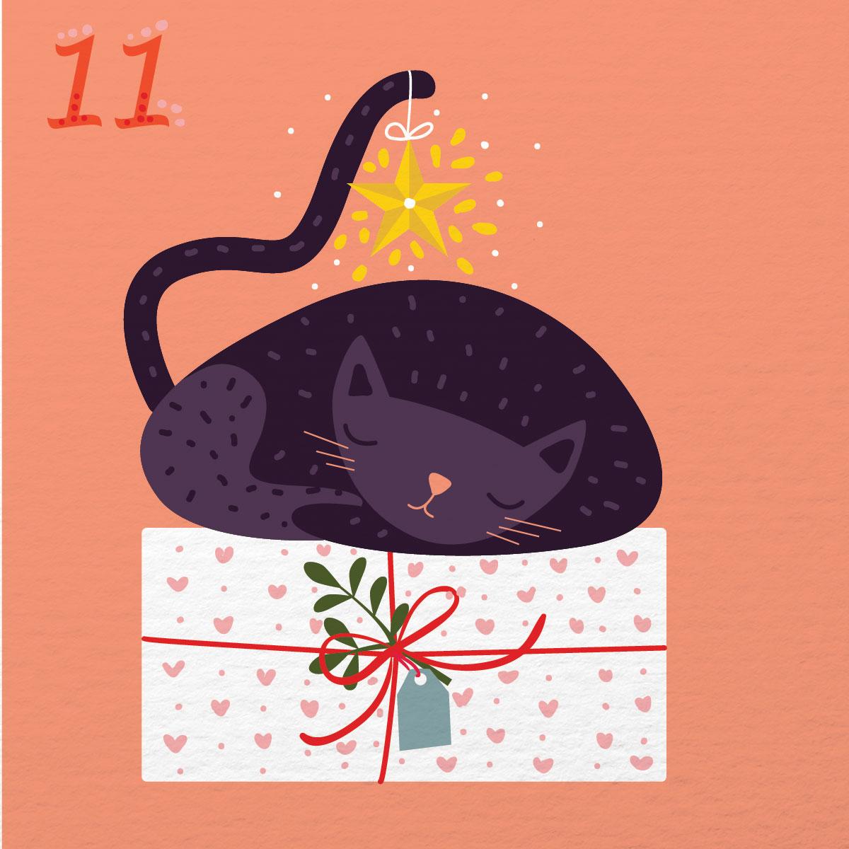 » Illustrated Advent Calendar: Day 11