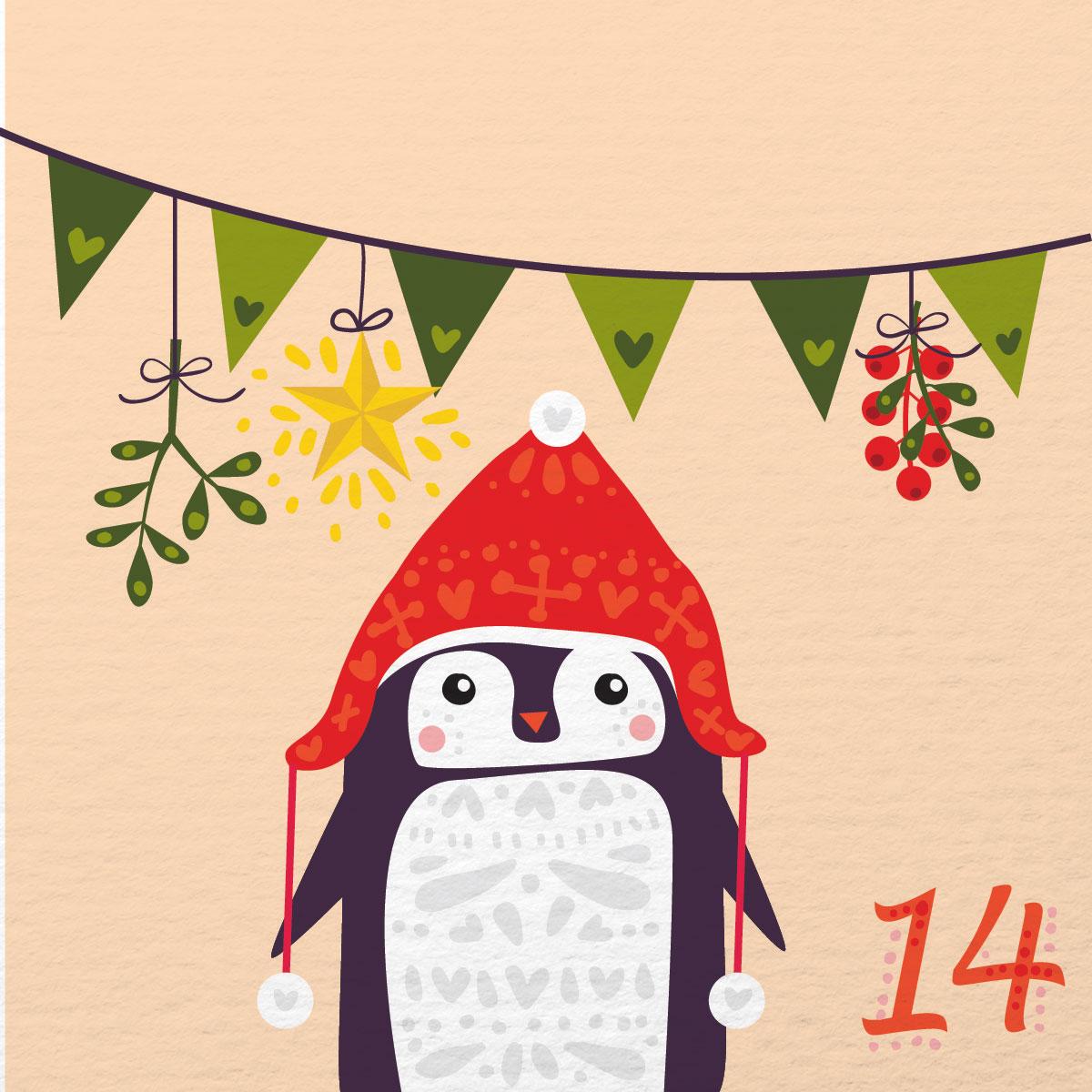 Days Until Christmas Calendar