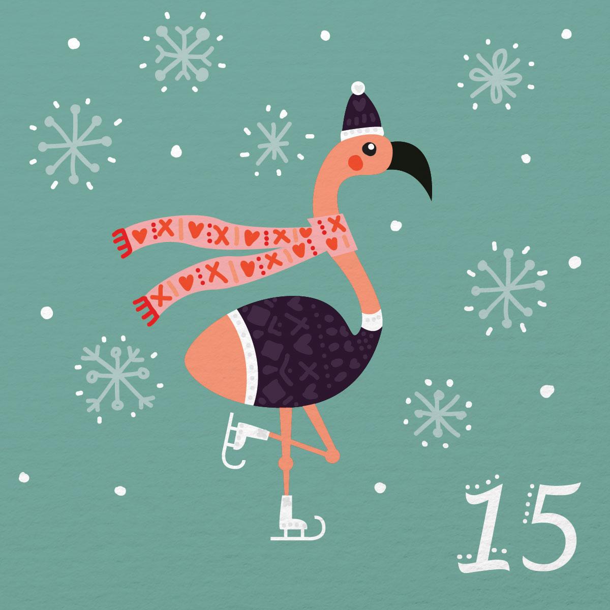 » Illustrated Advent Calendar: Day 15